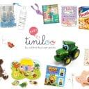 Une box surprise ludique et créative : tiniloo