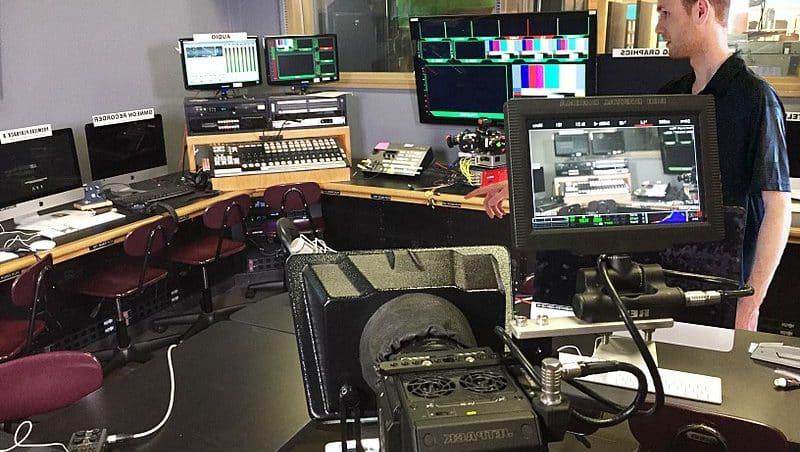 production video régie